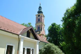 Serbian Orthodox Museum and the Belgrade Church