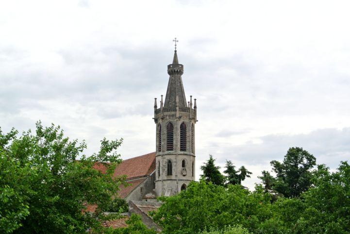 Szent Mihály főangyal-templom tornya