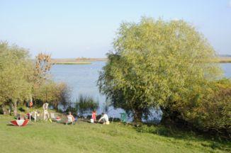 Tisza-tó Magyardinál