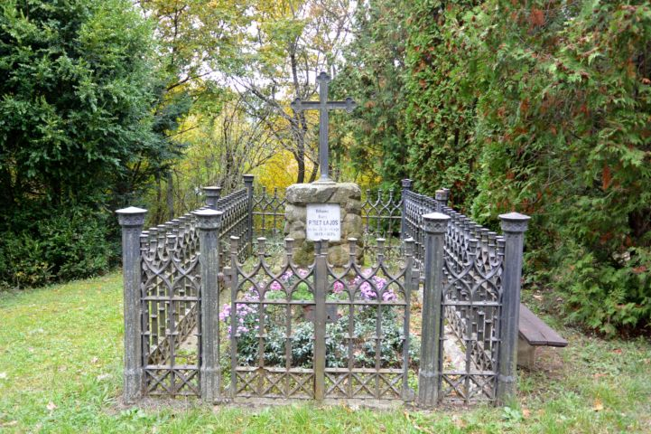 Bihaini báró Piret Lajos cs. kir. altábornagy sírhelye