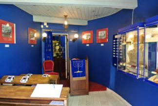 Szántó Jewish Memorial House