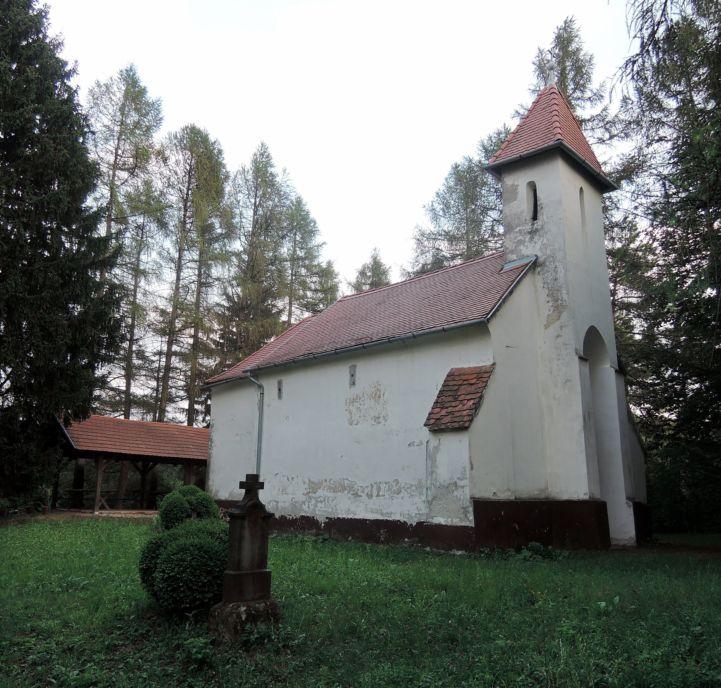 Mároki-kápolna