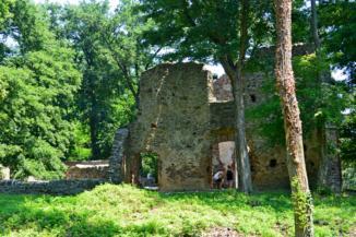 salföldi pálos kolostor rom