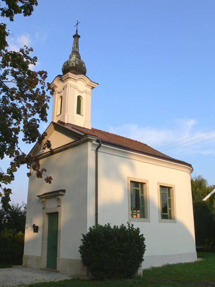 Agárdpusztai Szent Anna kápolna