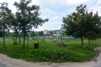 sportpálya a Kővirág soron