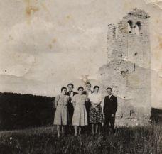 romtemplom régi képe
