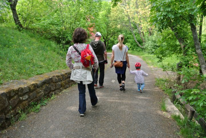séta a Szent Mihály-dombon