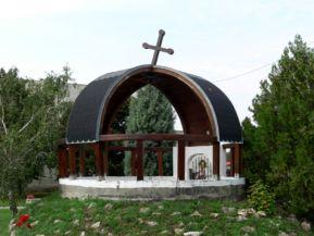 Szent István korona emlékmű