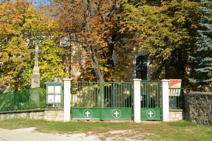 church's gate