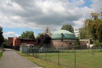 Magyar Szentek-temploma