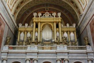 a Bazilika orgonája