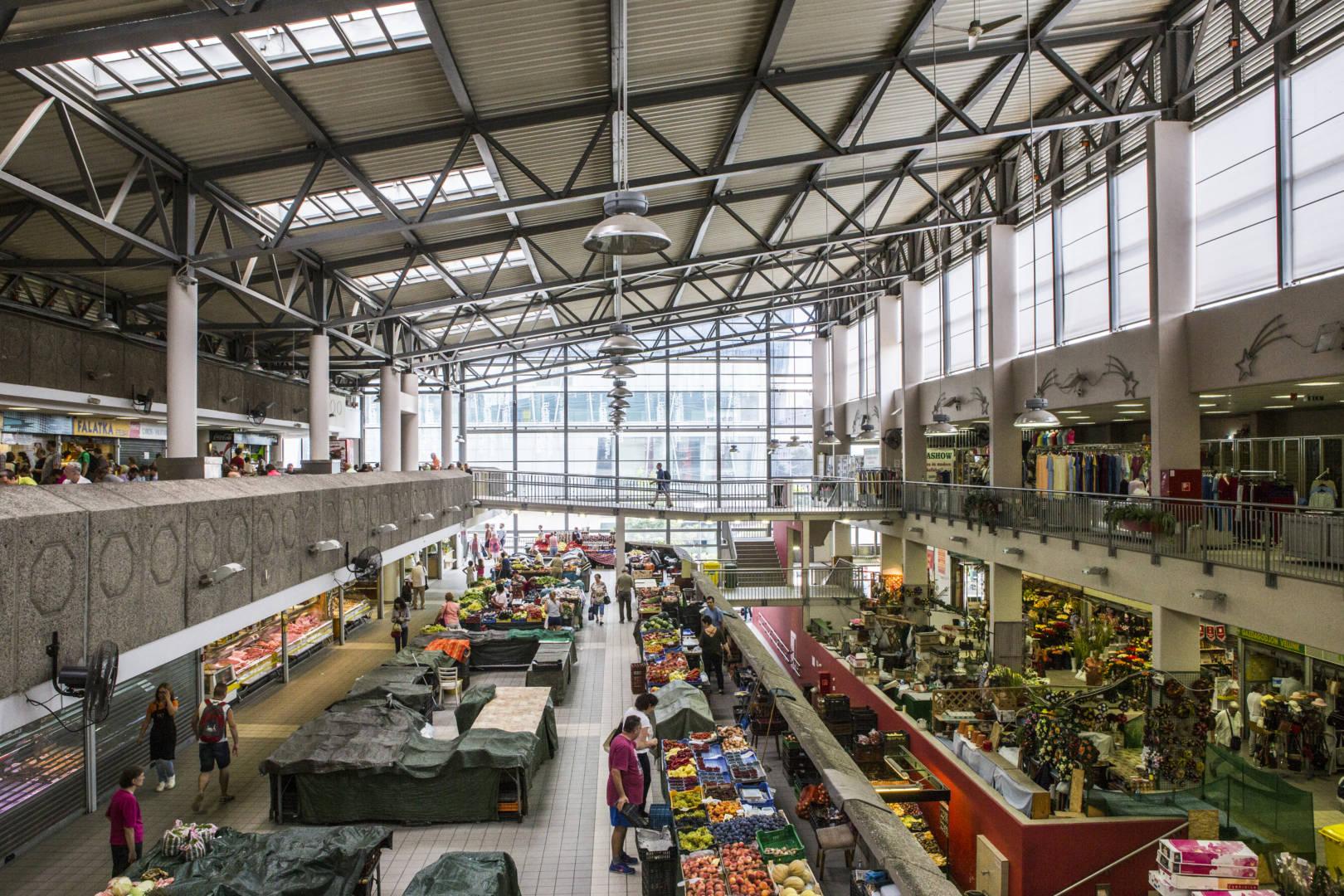 Fehérvári úti vásárcsarnok - funiQ