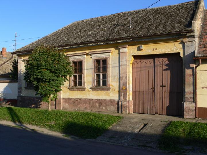 1892-ben épült ház