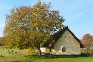 épület Pálmajor és Somogyszentpál között