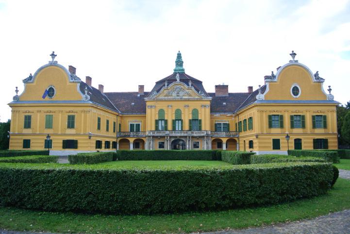 Nagytétényi kastély