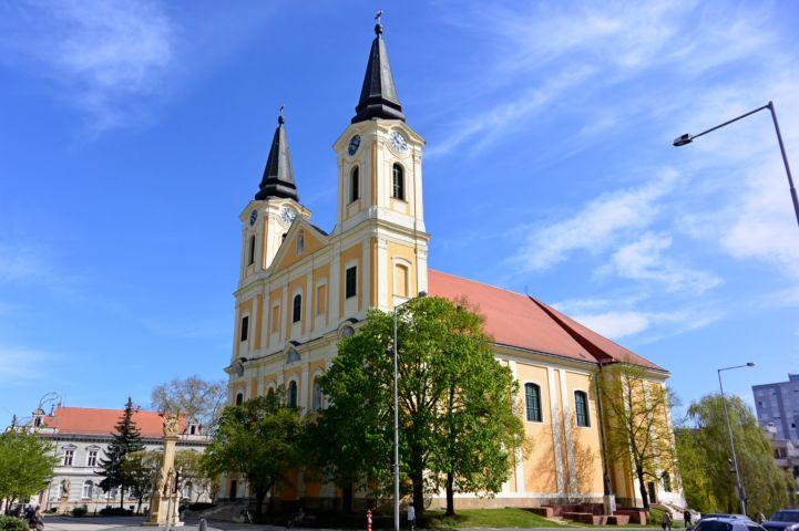 Mária Magdolna római katolikus templom