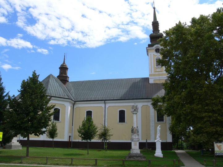 Szent László király templom