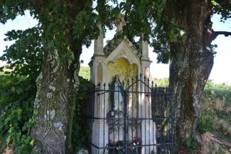 oltár Winden am See közelében