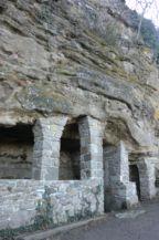 Friar habitation - medieval homes of the monks
