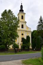 Szent Kereszt-templom Szécsiszigeten