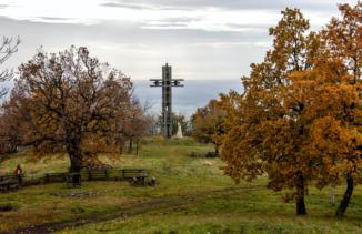 Szent István emlékmű