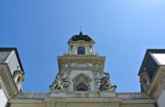 Festetics-kastély tornya