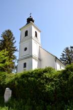 Szentlélek kápolna, Lendva