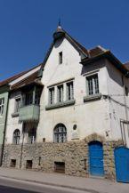 Keresztes-ház, Kós Károly által tervezett épület, ahol Bartók Béla is időzött