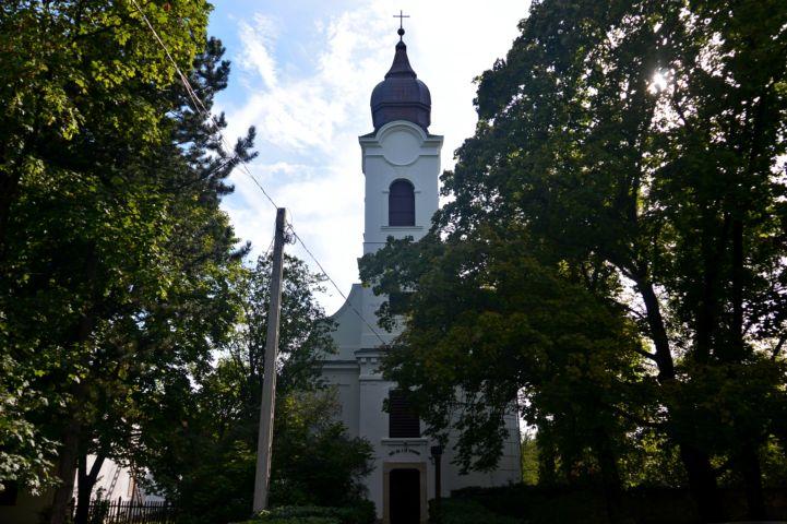 tordasi evangélikus templom
