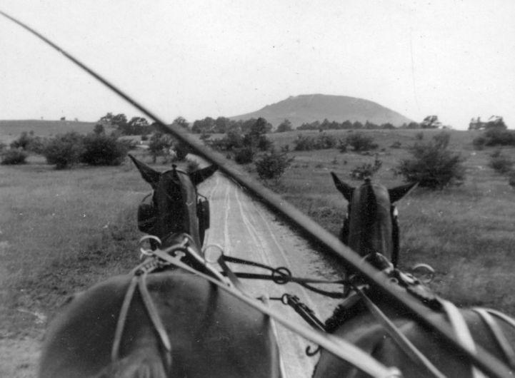 A Haláp eredeti formája egy 1941-es fotón