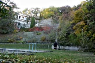 Mőcsényi-kert - Mőcsényi Mihály nemzetközileg elismert kertészmérnök, tájépítész háza és kertje Balatongyörökön