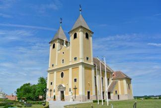 Mindszentek római katolikus templom