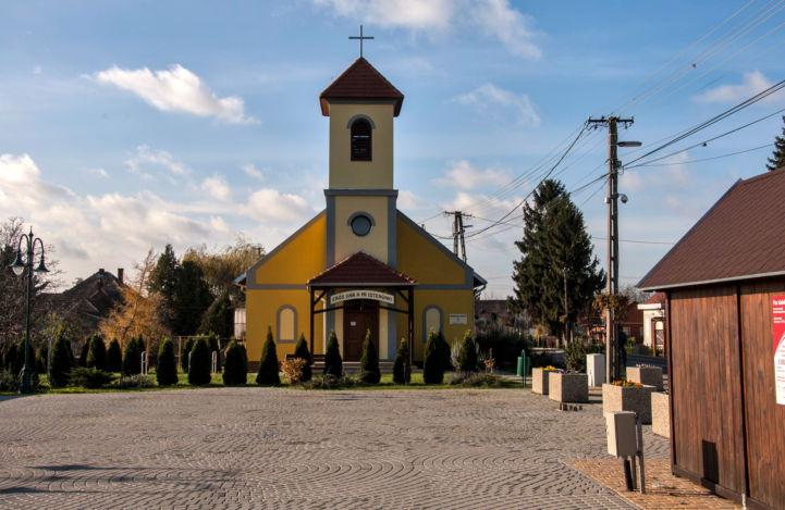 evangélikus imaház