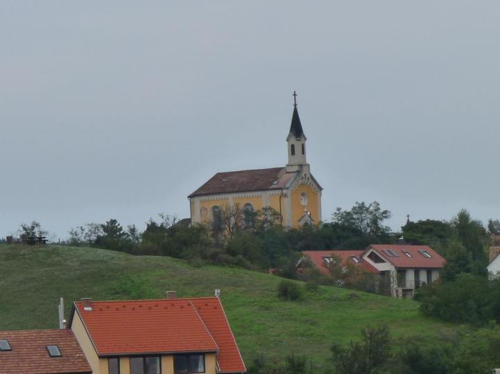 Loyolai Szent Ignác templom messziről