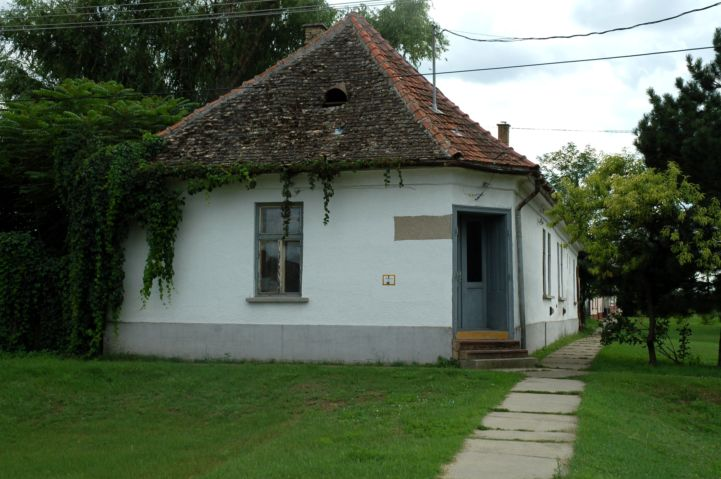tipikus falusi ház