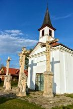 Fájdalmas Szűz-kápolna a Szent Tamás-hegyen