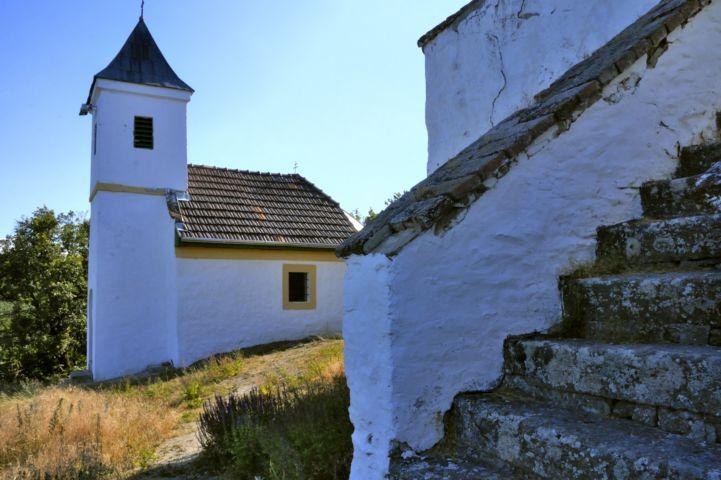Szent Anna-kápolna a Kálvária-hegyen