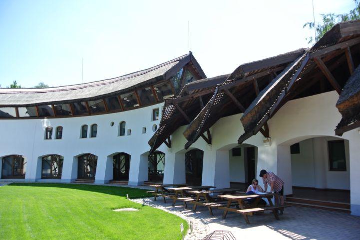 Kócsagvár Látogatóközpont