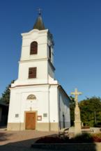 Szent Mihály főangyal templom Balatongyörökön