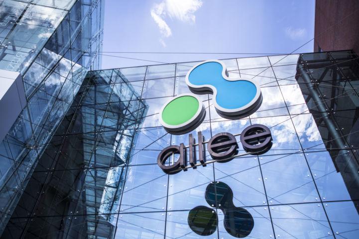 Allee Bevásárlóközpont logója