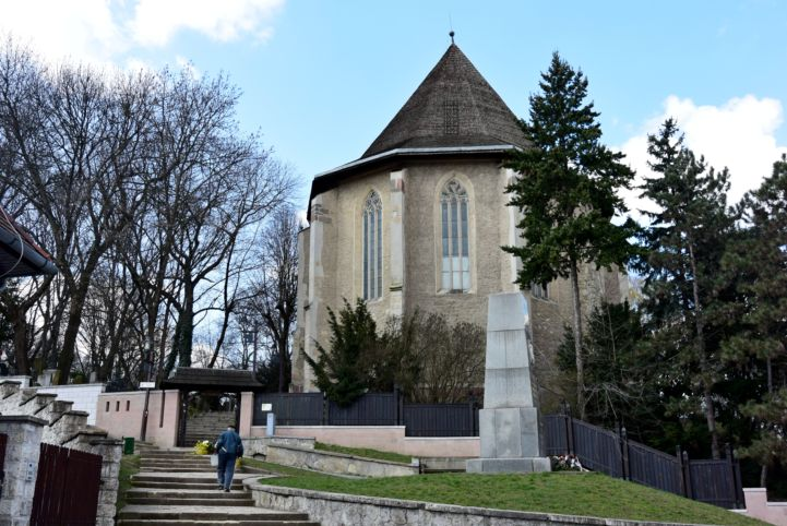 avasi gótikus református templom