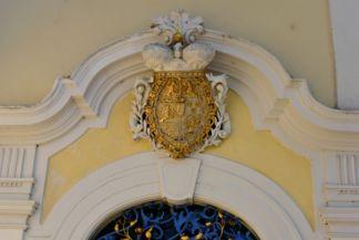 Ferences templom és Szent Mihály kolostor - épület részlet