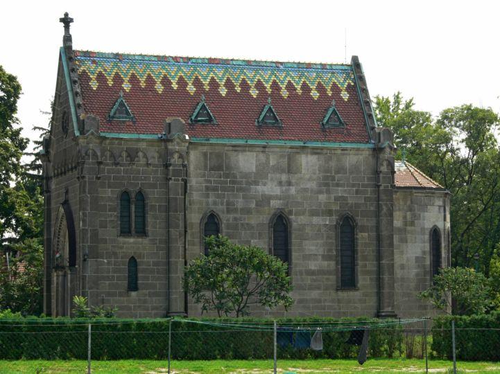 Árpád-házi Szent Erzsébet-kápolna, ismertebb nevén Cukorgyári kápolna
