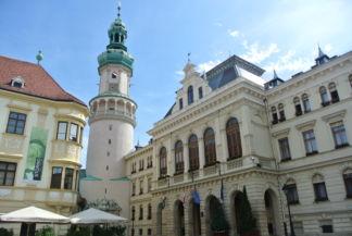 Sopron főtere