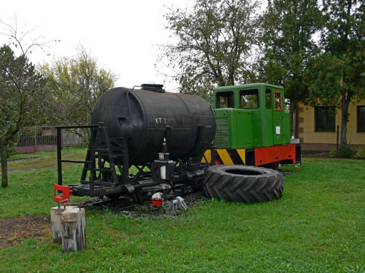 Vasúttörténeti kiállítás