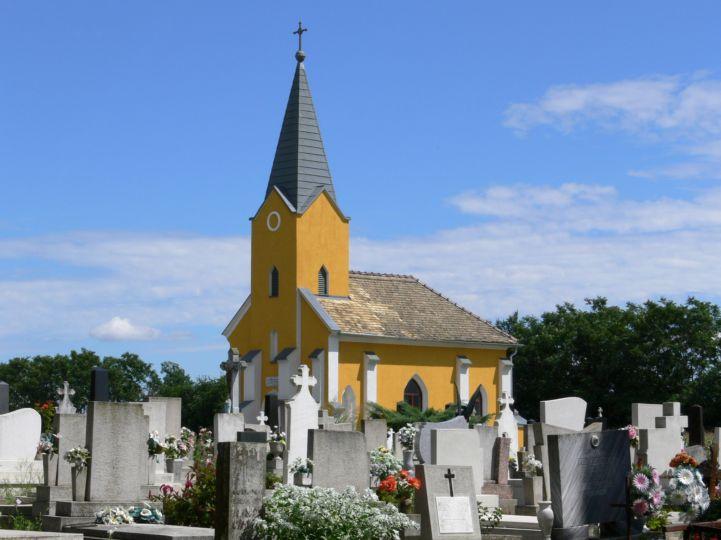 temetőkápolna