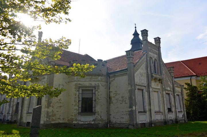 Sajnovics-Batthyány-Dréher kastély