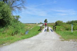 kerékpáros híd