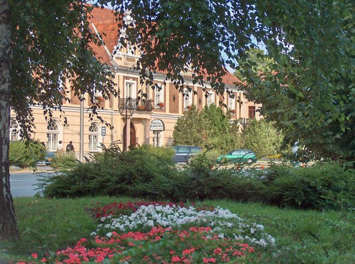 Hotel Kristály és Esterházy Étterem