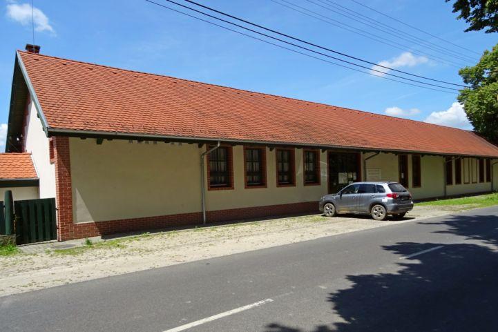 Lenti, Erdei vasútállomás és múzeum